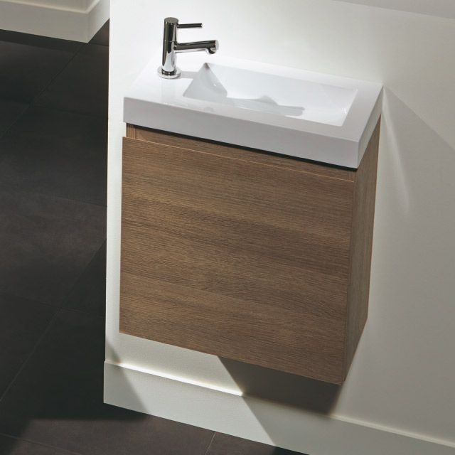 meuble sous vasque lave mains calao 45 cm castorama wc du 68 pinterest. Black Bedroom Furniture Sets. Home Design Ideas