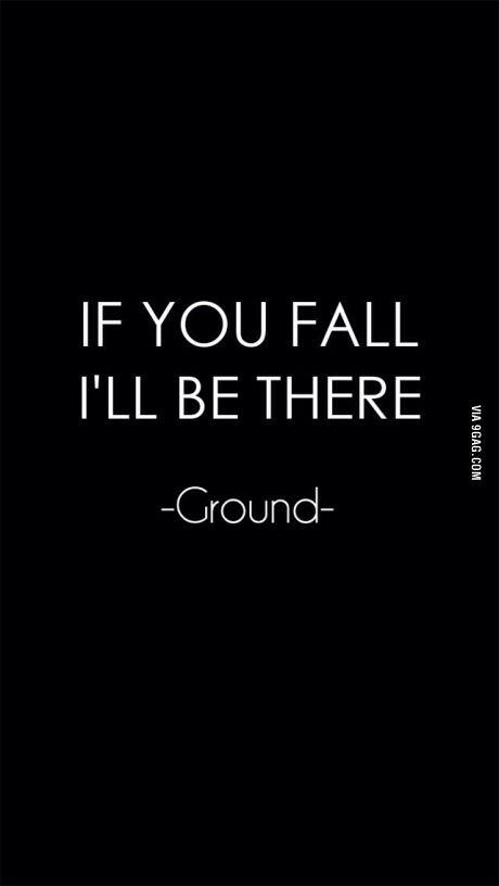 If You Fall...