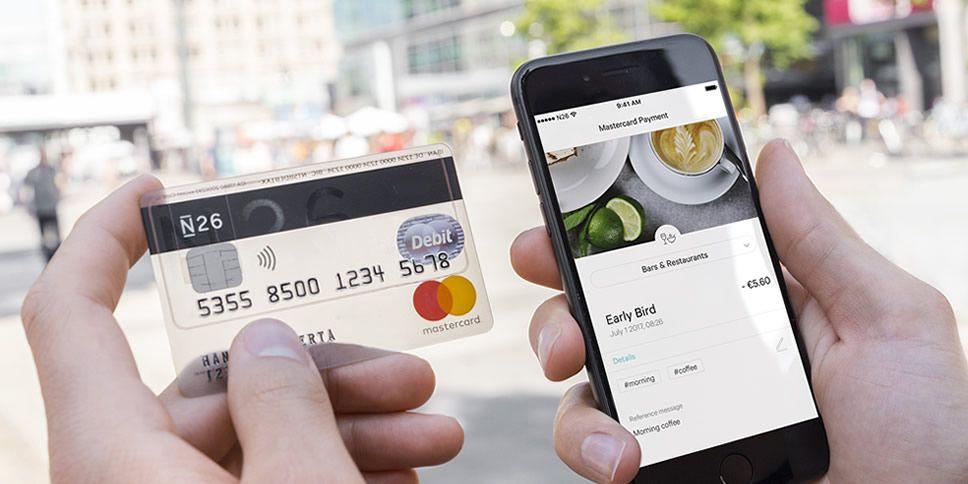 """N26 el """"primer banco móvil paneuropeo"""" ¿Será el futuro"""
