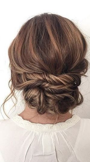These Are The 5 Most Popular Christmas Party Hairstyles On Pinterest Ball Hairstyles Dance Hairstyles Wedding Hair Inspiration
