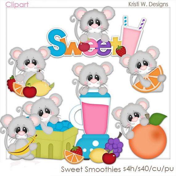 digital scrapbooking clipart sweet smoothies mice by boxerscraps rh za pinterest com Pinterest Scrapbooking Expo Pinterest Scrapbook Soup TV Show