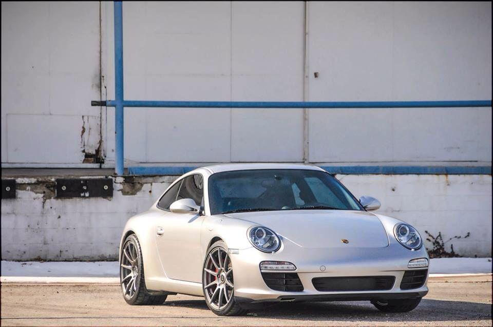 #Porsche 997.2 #911 #C2S #Forgestar #CF10