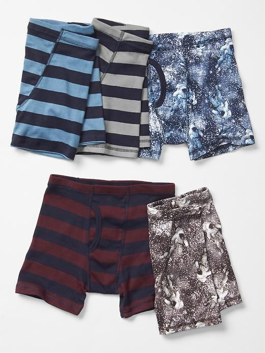 245d16bcae35 Astronaut boxer brief (5-pack) | Apollo ❤ | Boys underwear, Boxer ...