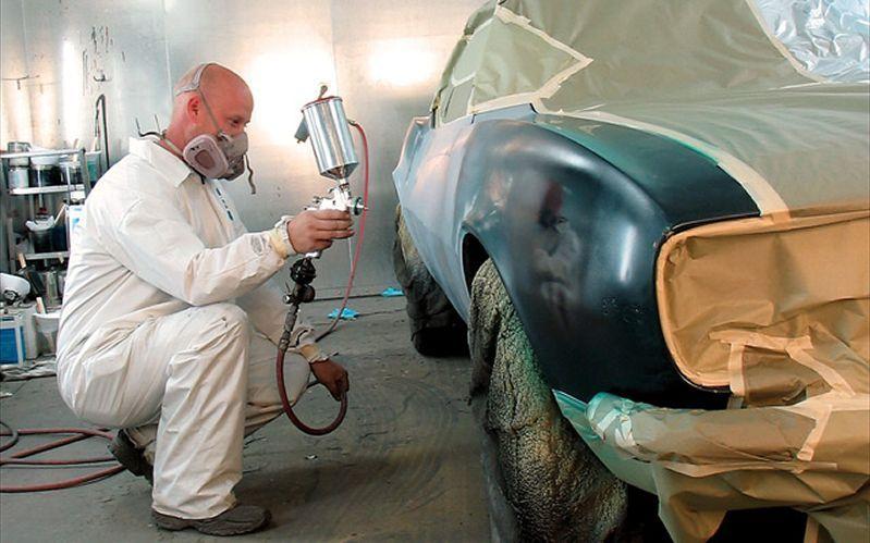 How To Match Auto Paint Technician Custom Cars Paint Job
