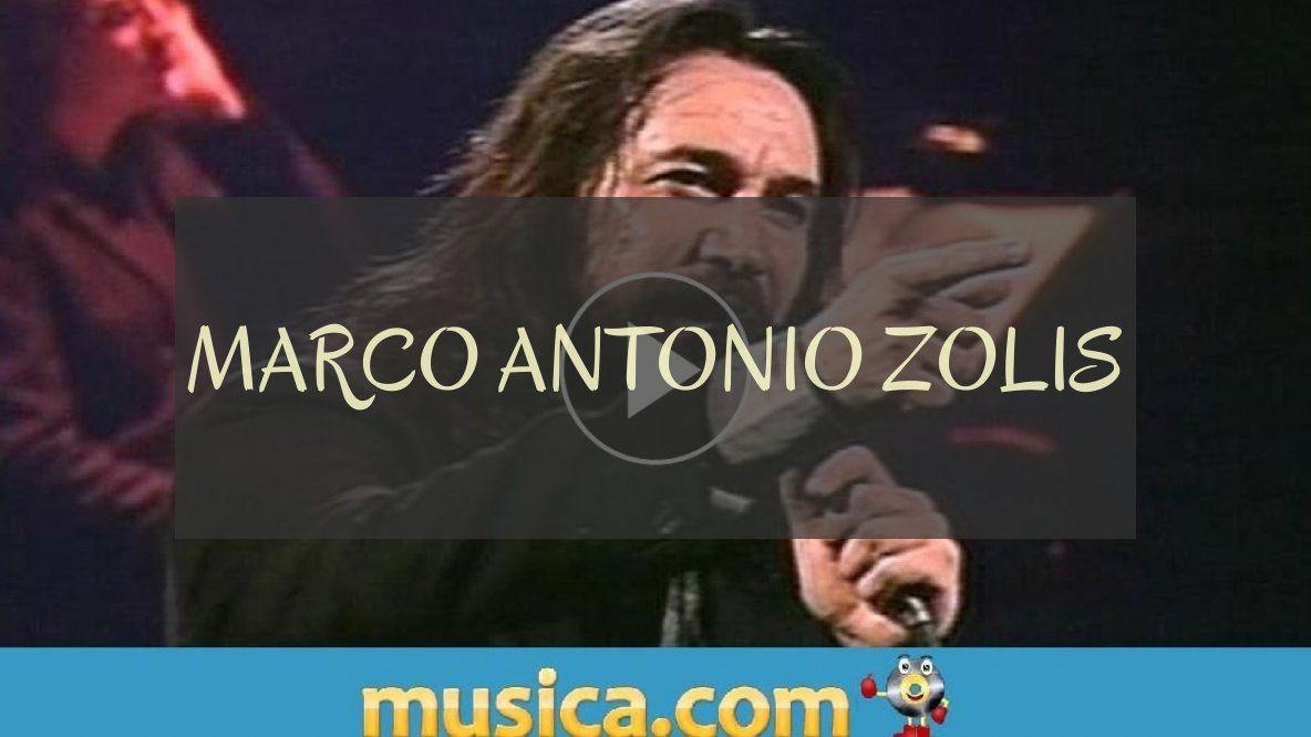 Marco Antonio Zolis Marco Antonio Zolis