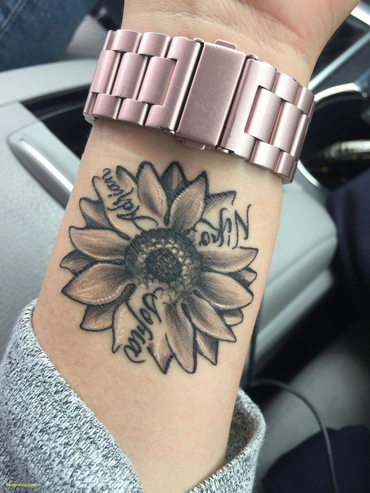 This With My Girls Name In It Tattoos For Kids Beautiful Small