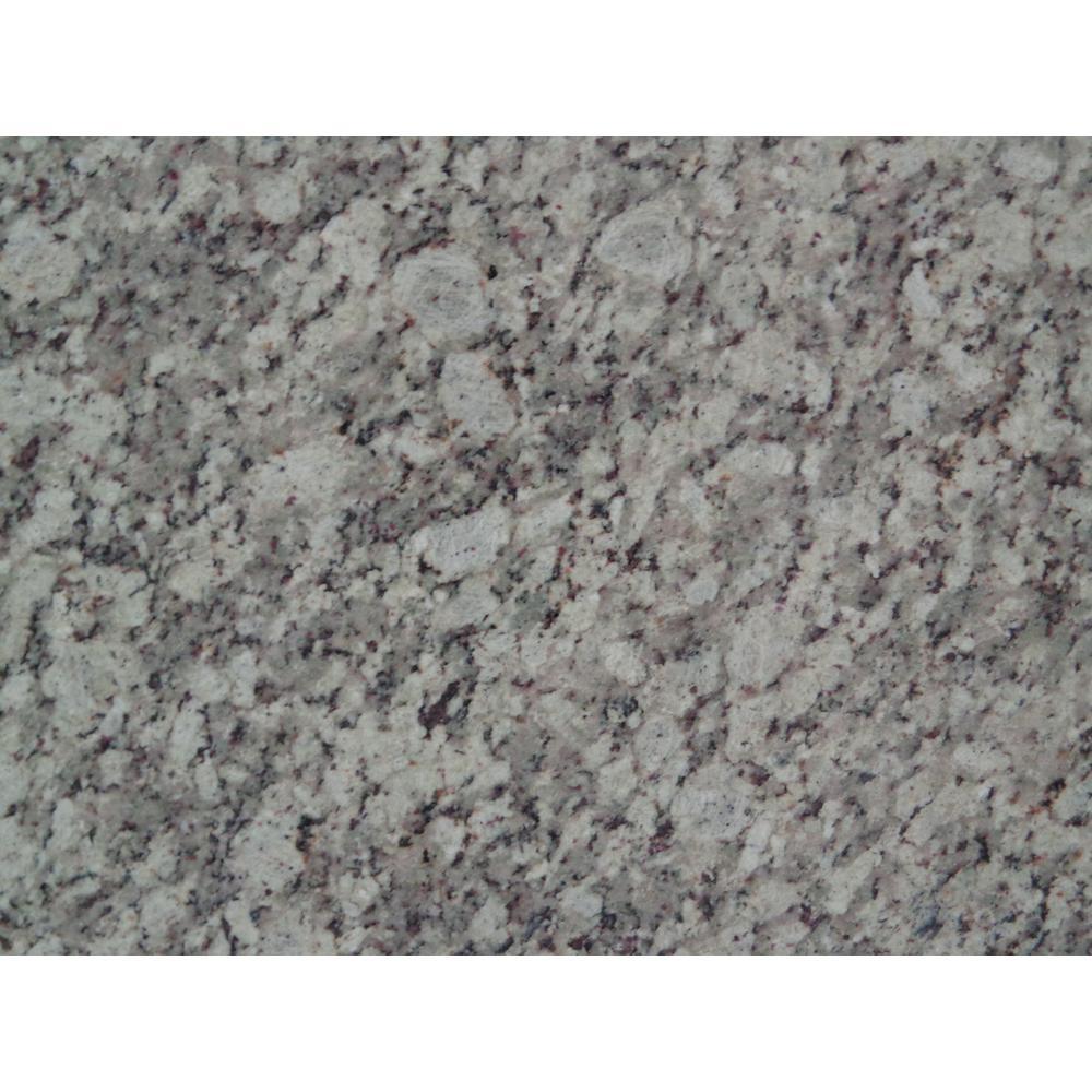 Stonemark 3 In X 3 In Granite Countertop Sample In Silver