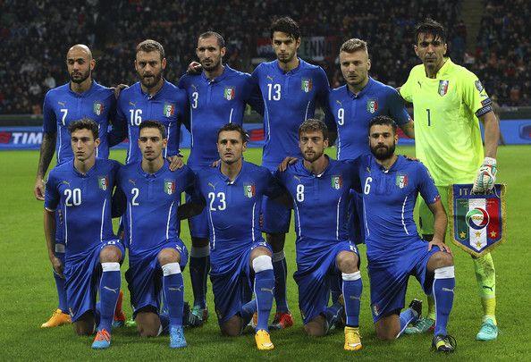 Italy v Croatia EURO 2016 Qualifier