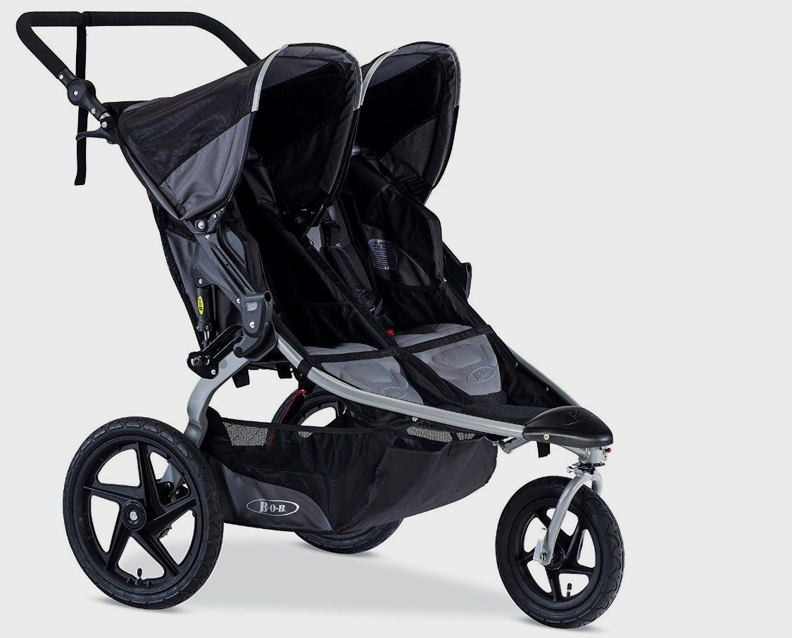 Tips on buying double baby jogging stroller Bob stroller