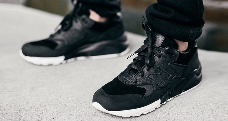 The wings + horns x #NewBalance MT580 #sneakers