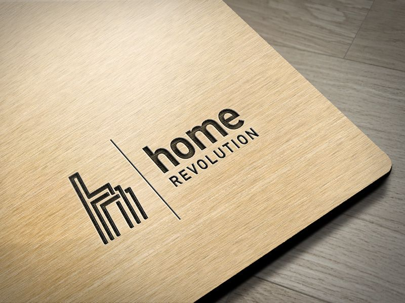 Logo Design For Home Renovations Company 3 Logos Design