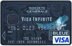 Quand Les Cartes Bancaires Innovent La Carte Visa Infinite
