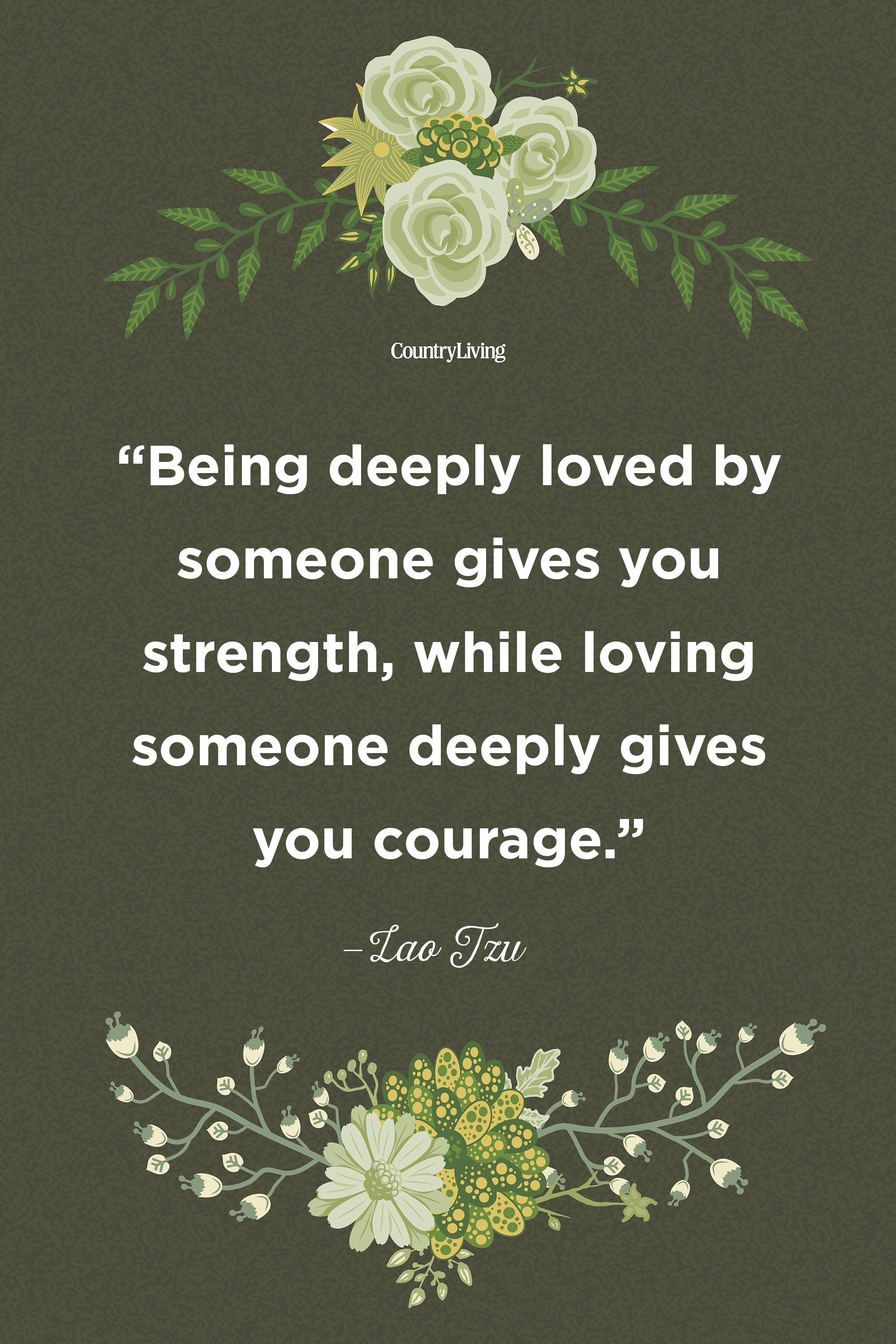 The Most Romantic Love Quotes For Her 10 Of The Most Romantic Love Quotes For Him  Lao Tzu Quotes