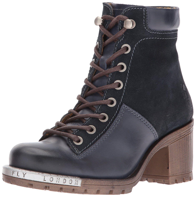 Women's Leal689fly Combat Boot