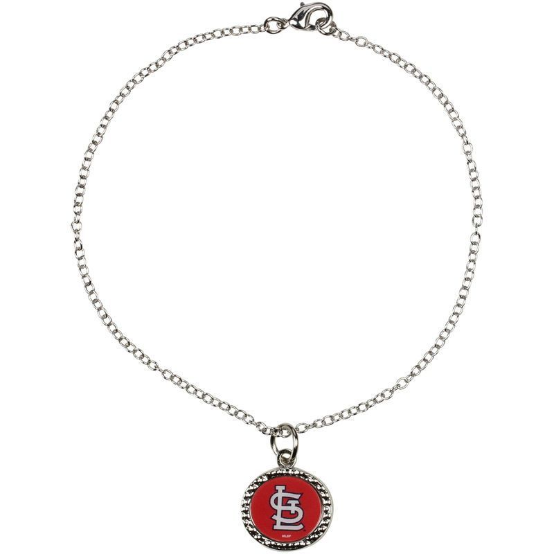 St. Louis Cardinals WinCraft Women's Charm Bracelet -