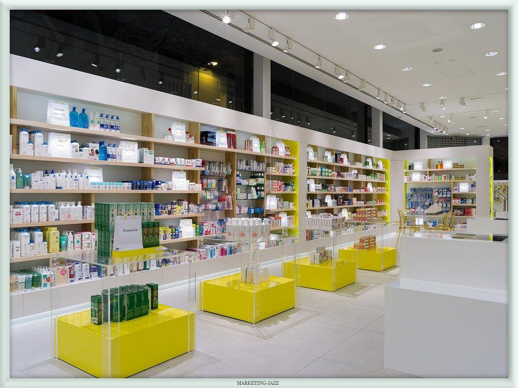 Dise O De Farmacias Por Marketing Jazz Farmacia Santacruz  # Kohl Muebles Farmacia