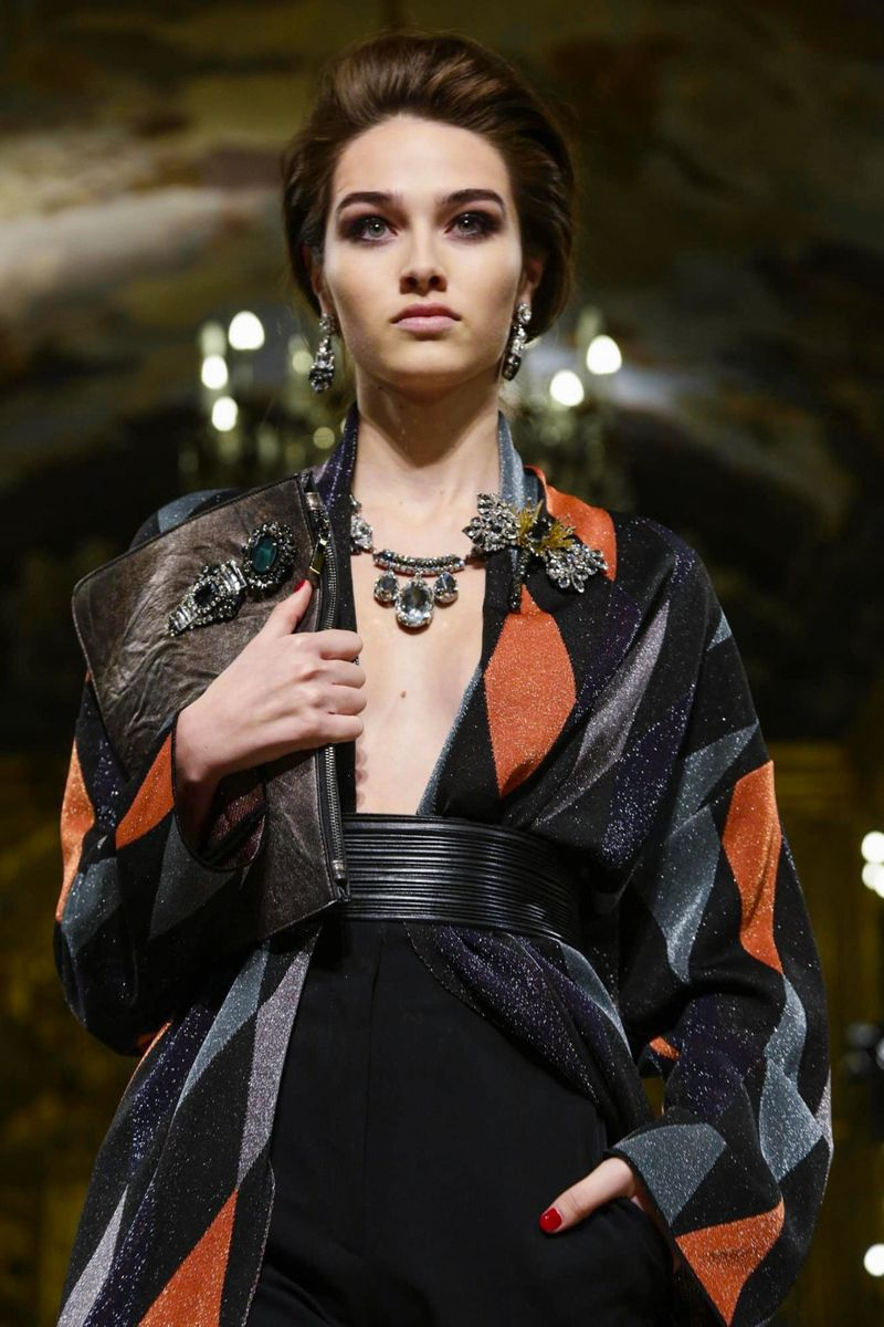 Les Copains Ready To Wear Fall Winter 2015 Milan - NOWFASHION