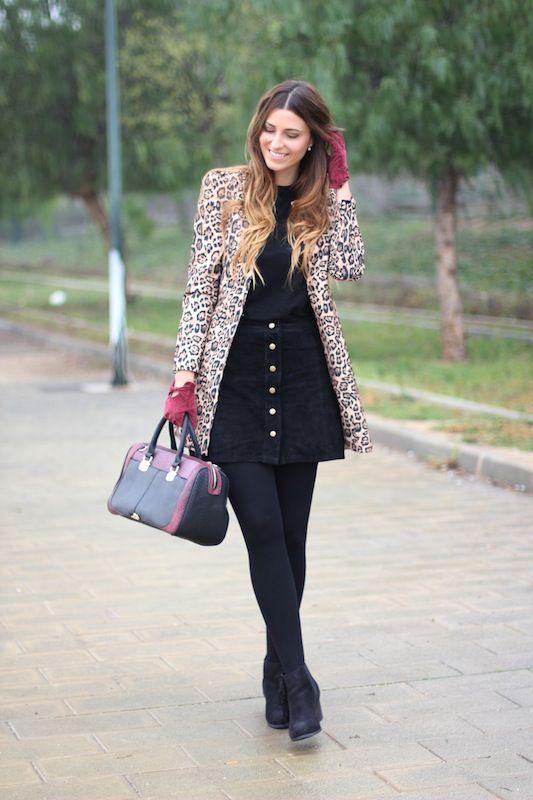 Lady Framboise: Print Coat