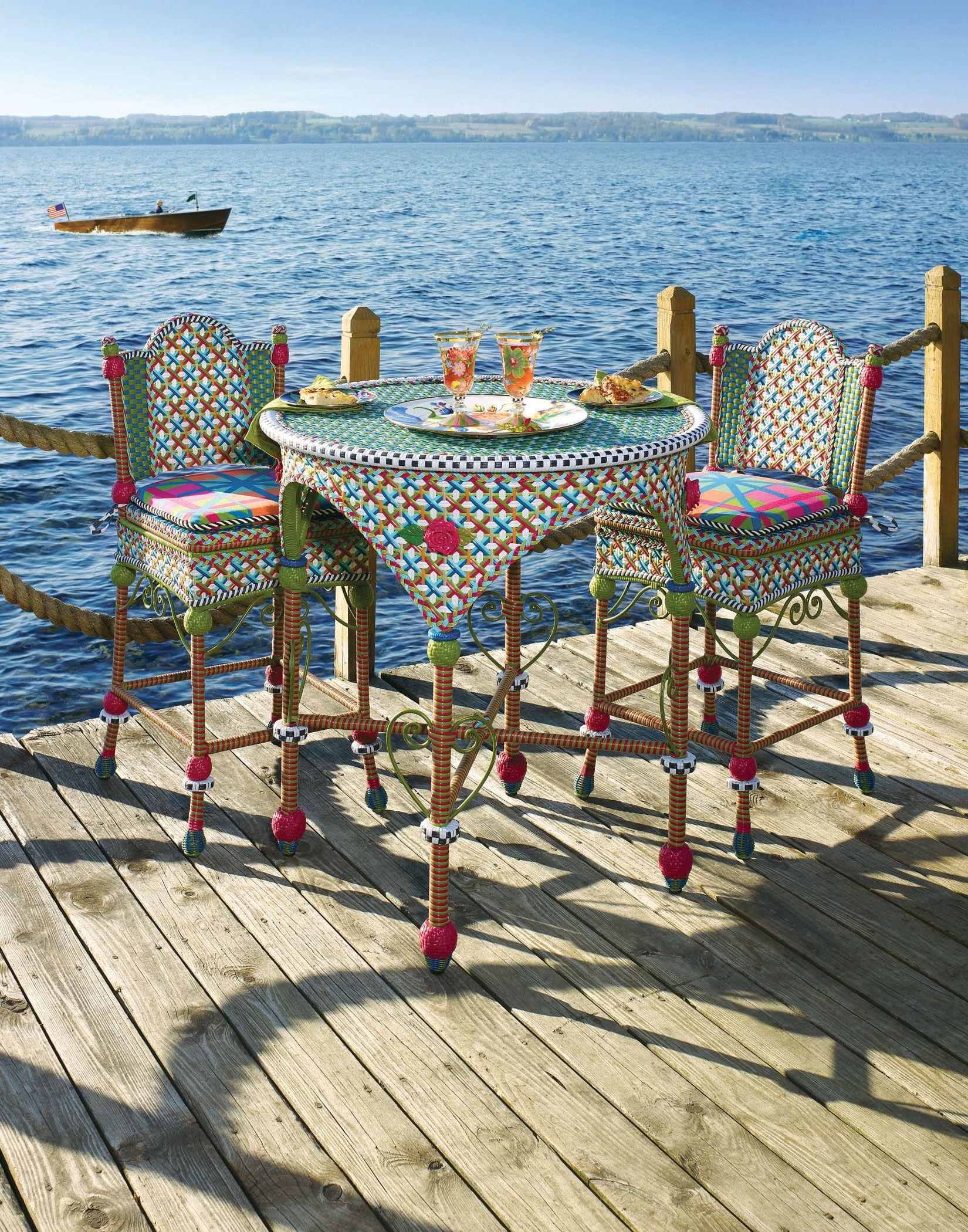 Greenhouse Outdoor Furniture Dock. Dock Kids