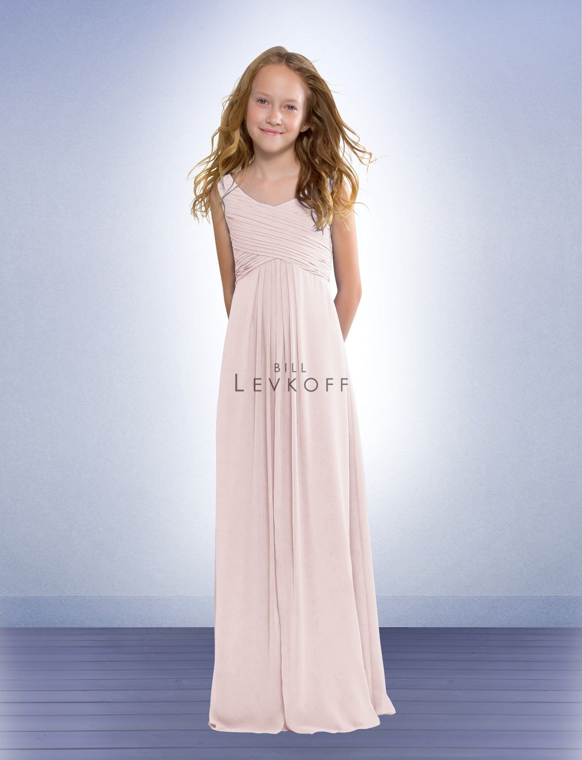 Junior bridesmaid dress of style 53702 flower girl and junior junior bridesmaid dress of style 53702 flower girl and junior bridesmaids by bill levkoff ombrellifo Gallery