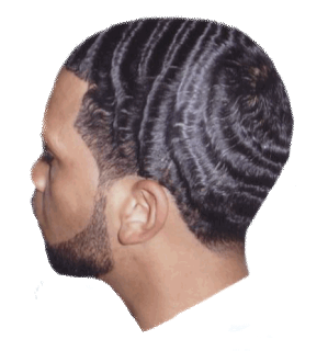 How To Get 360 And 720 Waves Getting 360 And 720 Waves Are Easy Wavey Hair Hair Waves 360 Waves Hair