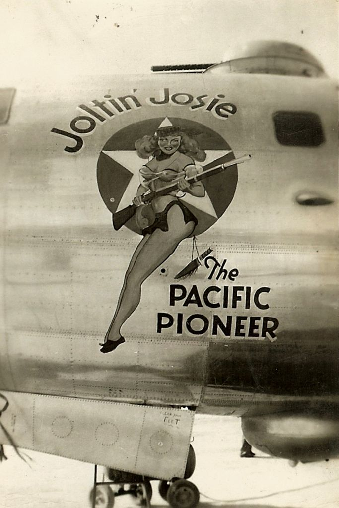 Risque Nose Art With Images Nose Art Art Airplane Art