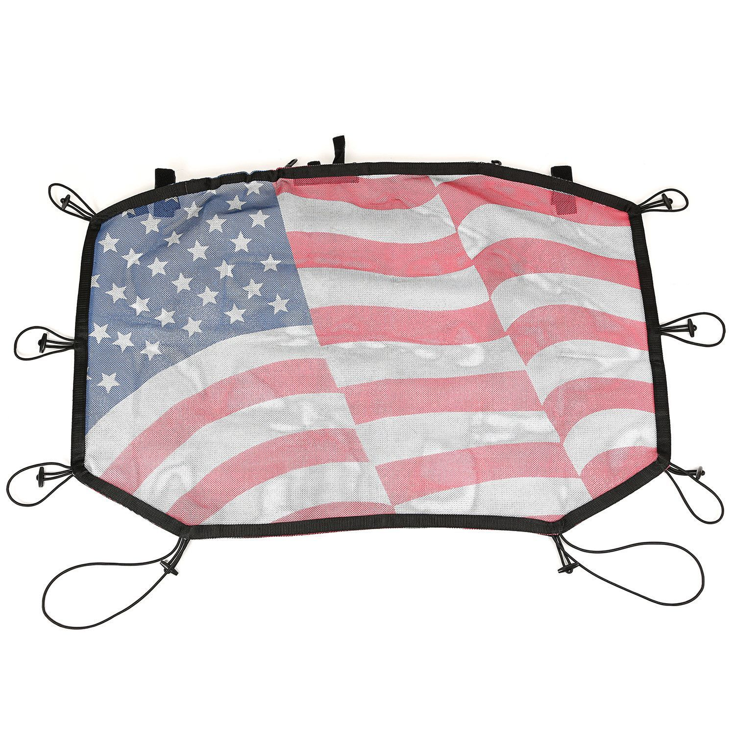 Eclipse Sun Shade Front American Flag 07 16 Jeep Wrangler Jk Jeep Wrangler Jeep Wrangler Jk Jeep
