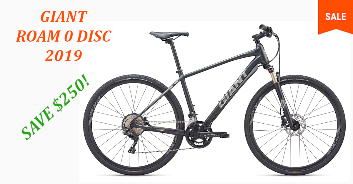 Giant Roam 0 Disc 2019 Top Of The Range Men S Hybrid From Giant The Roam 0 Performs More Efficiently On In 2020 Kids Mountain Bikes Mountain Biking Off Road Cycling