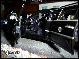 Son43: Cadillac Presidential Limousine 2009
