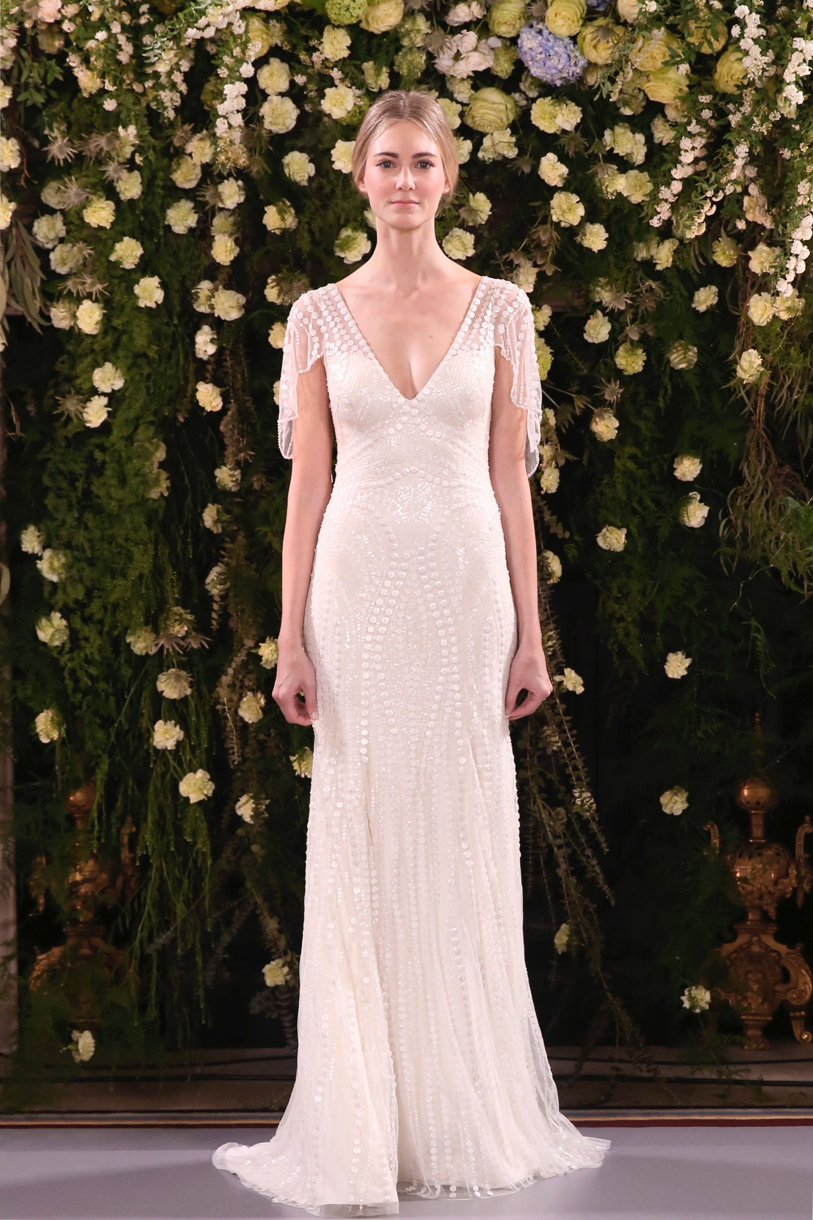 Jenny Pakcham S 2019 Collection Find Out Which Gown Is Her Personal Favorite And What Best Advice To Bride Who Are Looking For Their Wedding