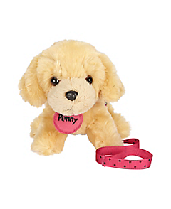 Just Like Me Penny Dog Pet Shop Plush Stuffed Animals Pet Toys