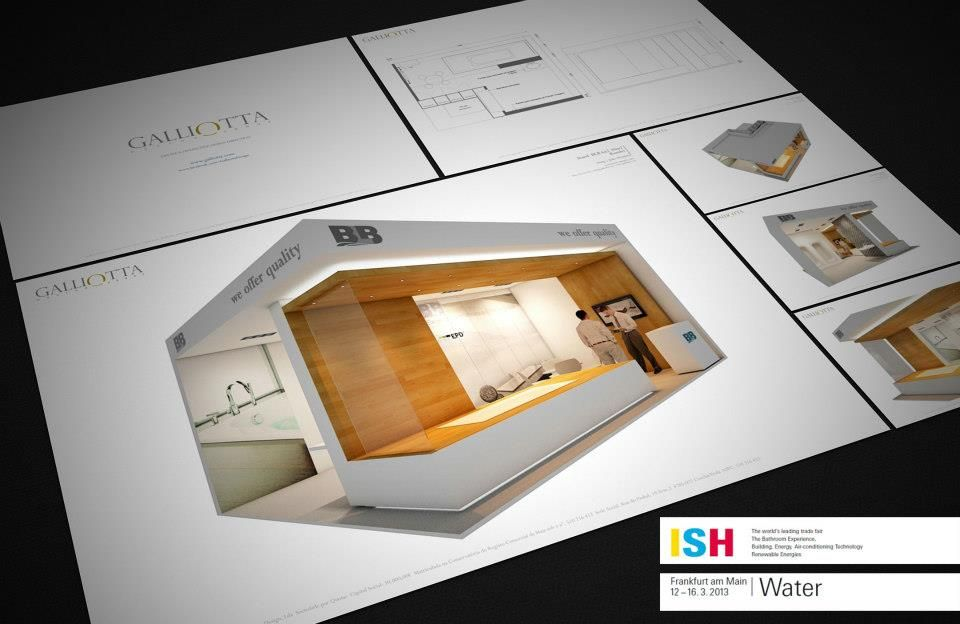 Exhibition Stand Design Presentation : Project for assembly and dismantling stand claus blb