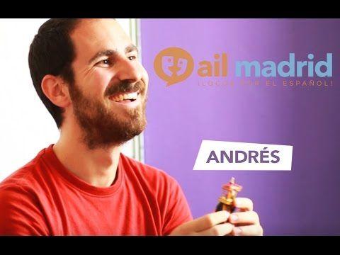 Andrés is so much more than just an amazing #Spanish #teacher: he's a dreamer, a goofball, a rice-based foodie, and a pioneer of Spanish language and traditions. Join his on-going, #fun #adventures here!// Andrés es mucho más que sólo un profesor de español: es un soñador, un poco payasete, un #gourmet en cuanto al arroz se refiere, y un pionero de la #lengua y tradiciones españolas. ¡Únete a sus continuas #aventuras aquí!