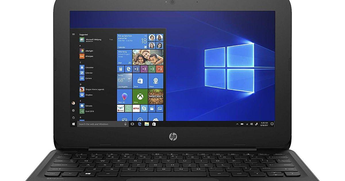 HP Stream Laptop PC 11 6