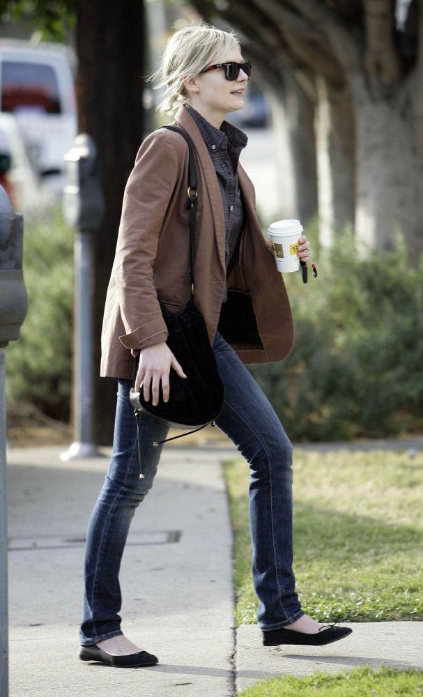 Kirsten Dunst   Autumn/Winter Style Inspiration ...