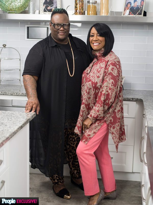 EXCLUSIVE: Patti LaBelle Films Holiday Cooking Show with Her ...