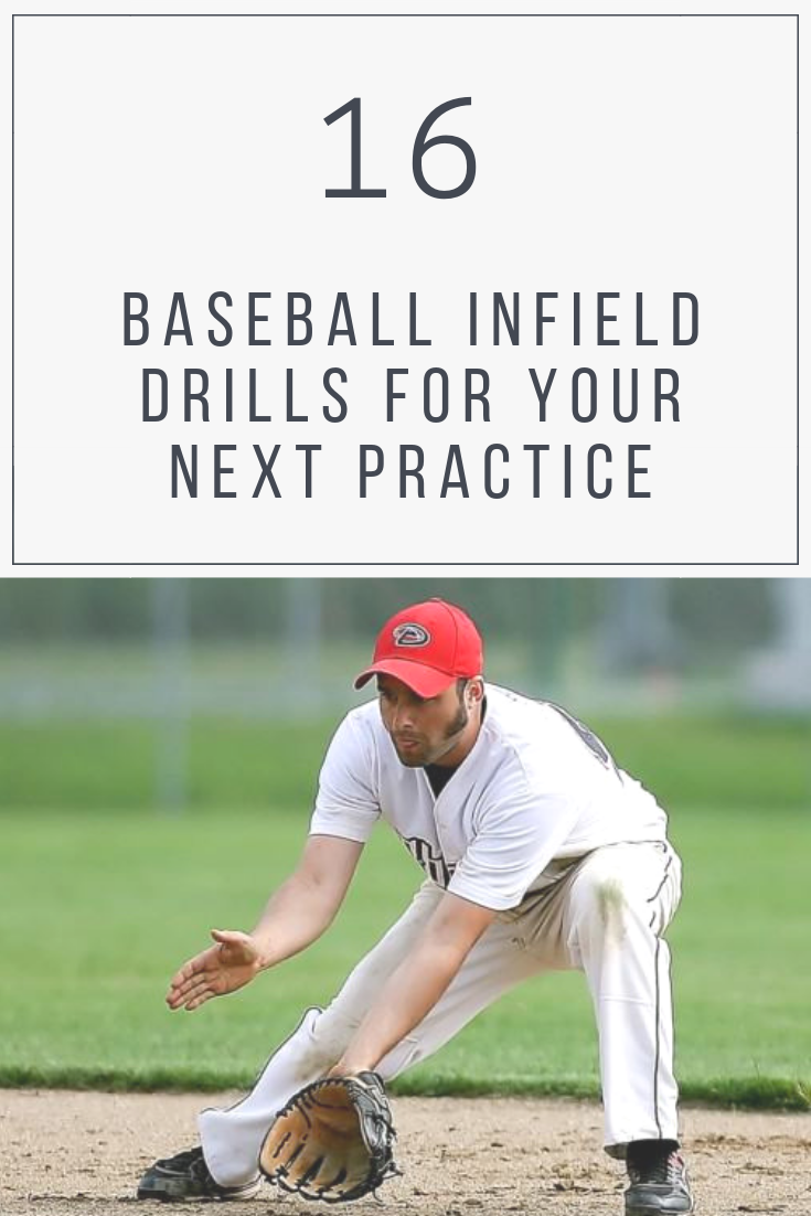 16 Baseball Infield Drills For Your Next Practice You Ll Never Feel More Confident At Your Next Game Youth Baseball Drills Baseball Training Baseball Workouts