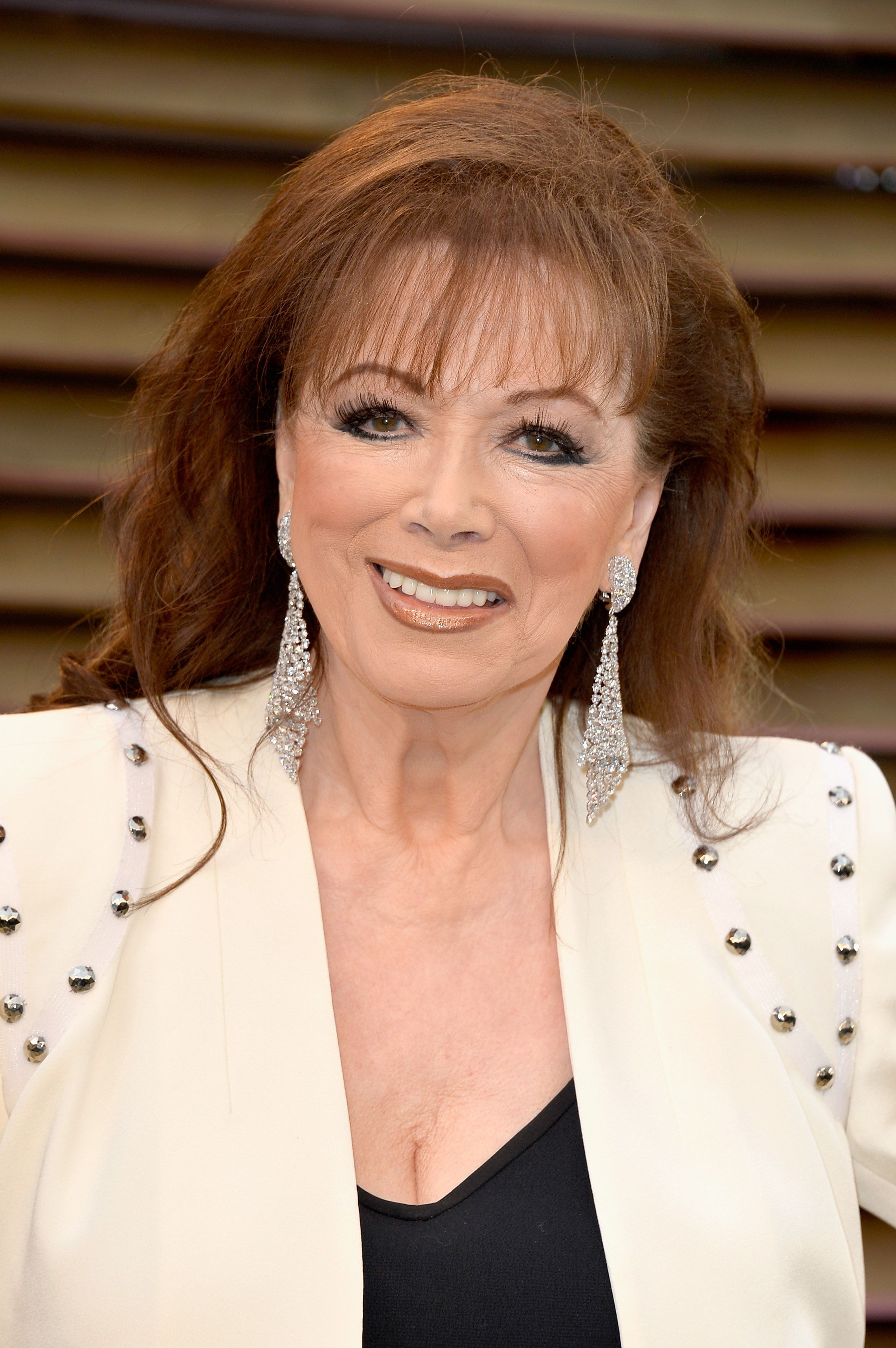 """""""We're Still Grieving"""": Jackie Collins' Daughters Open Up About Losing Their Mom to Cancer"""