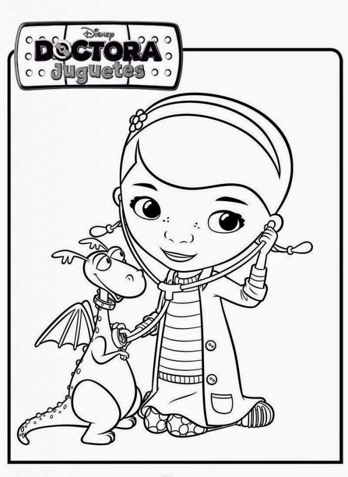 Doctora Juguetes Mi Coleccion De Dibujos Doctora Juguetes Dibujos Doctora Juguetes Juguetes Para Colorear
