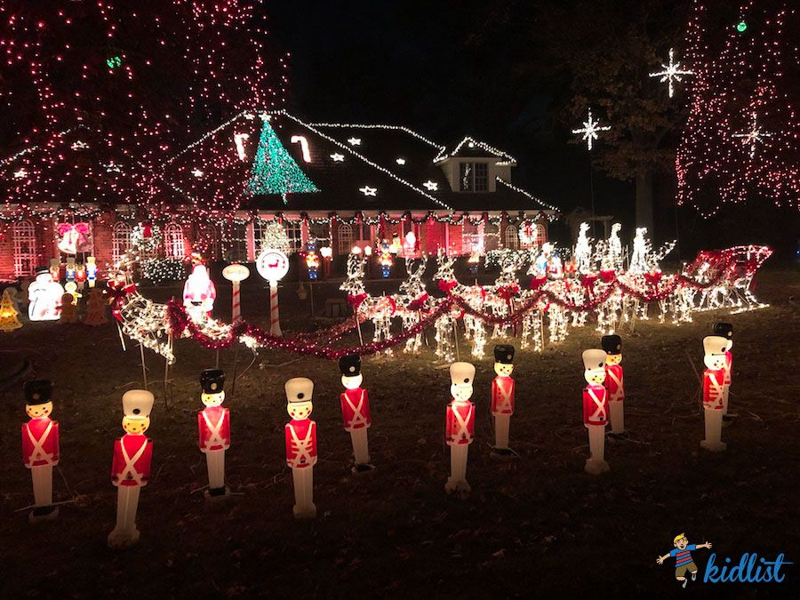 2019 Best Christmas Lights in the West and Southwest