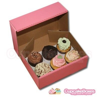 cupcakes box - Buscar con Google