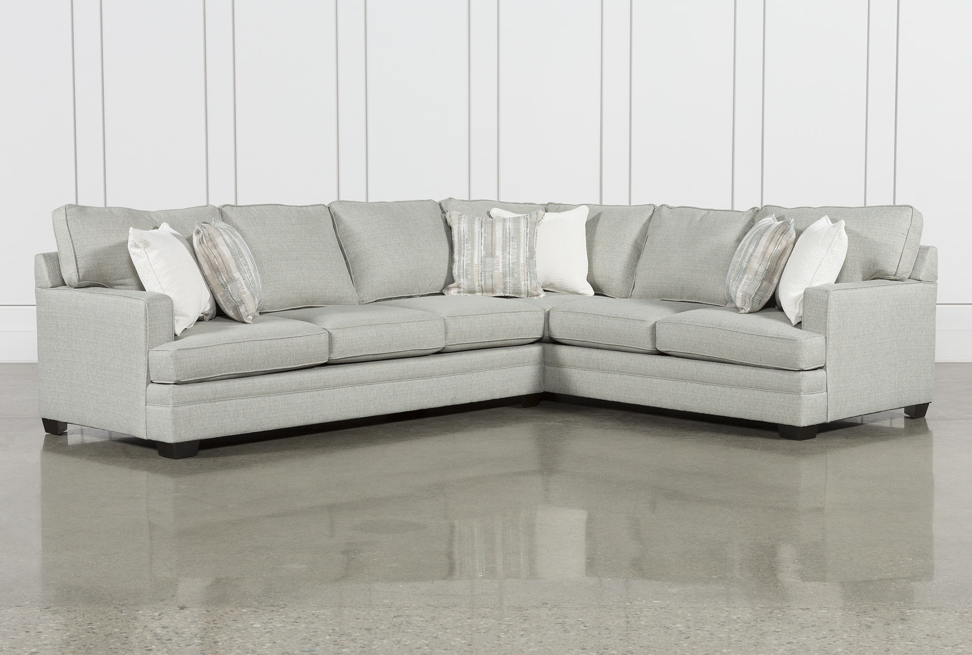 Arrowmask 2 Piece Sectional With Right Arm Facing Chaise Family