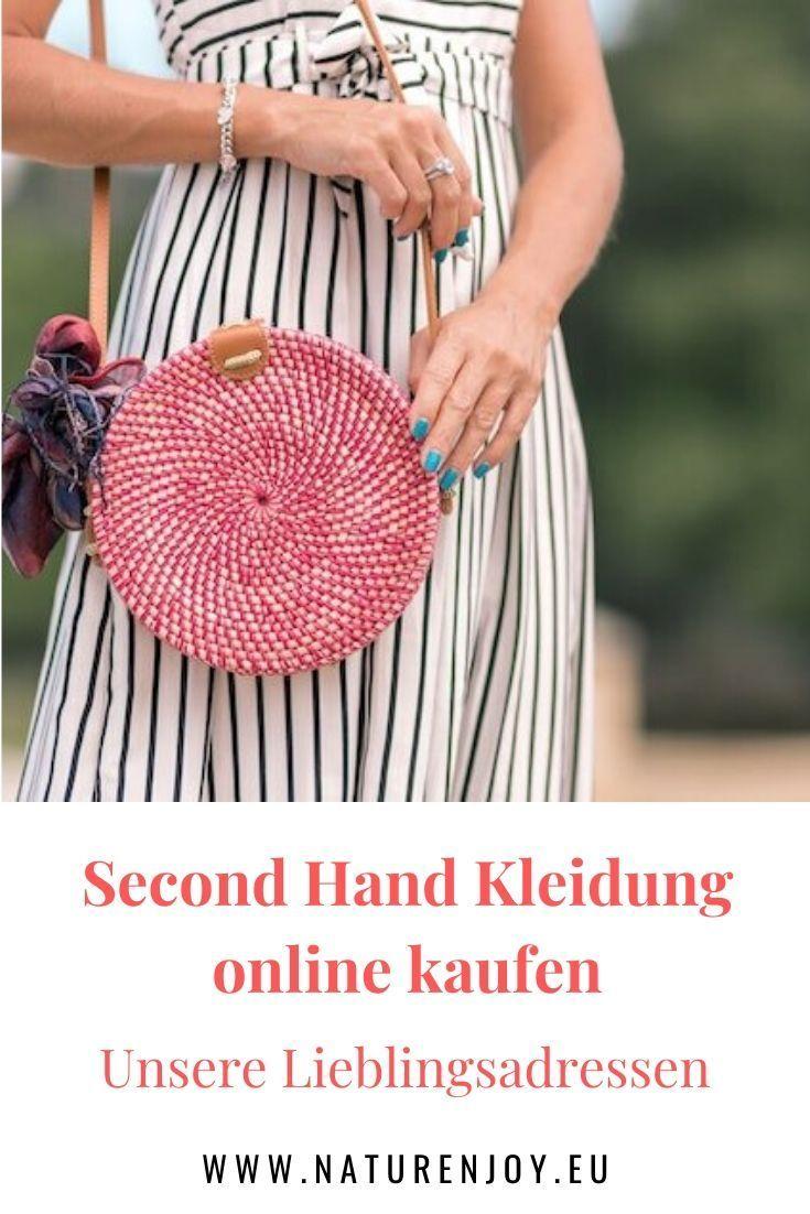 Second Hand Kleidung online kaufen - Liebe auf den zweiten ...