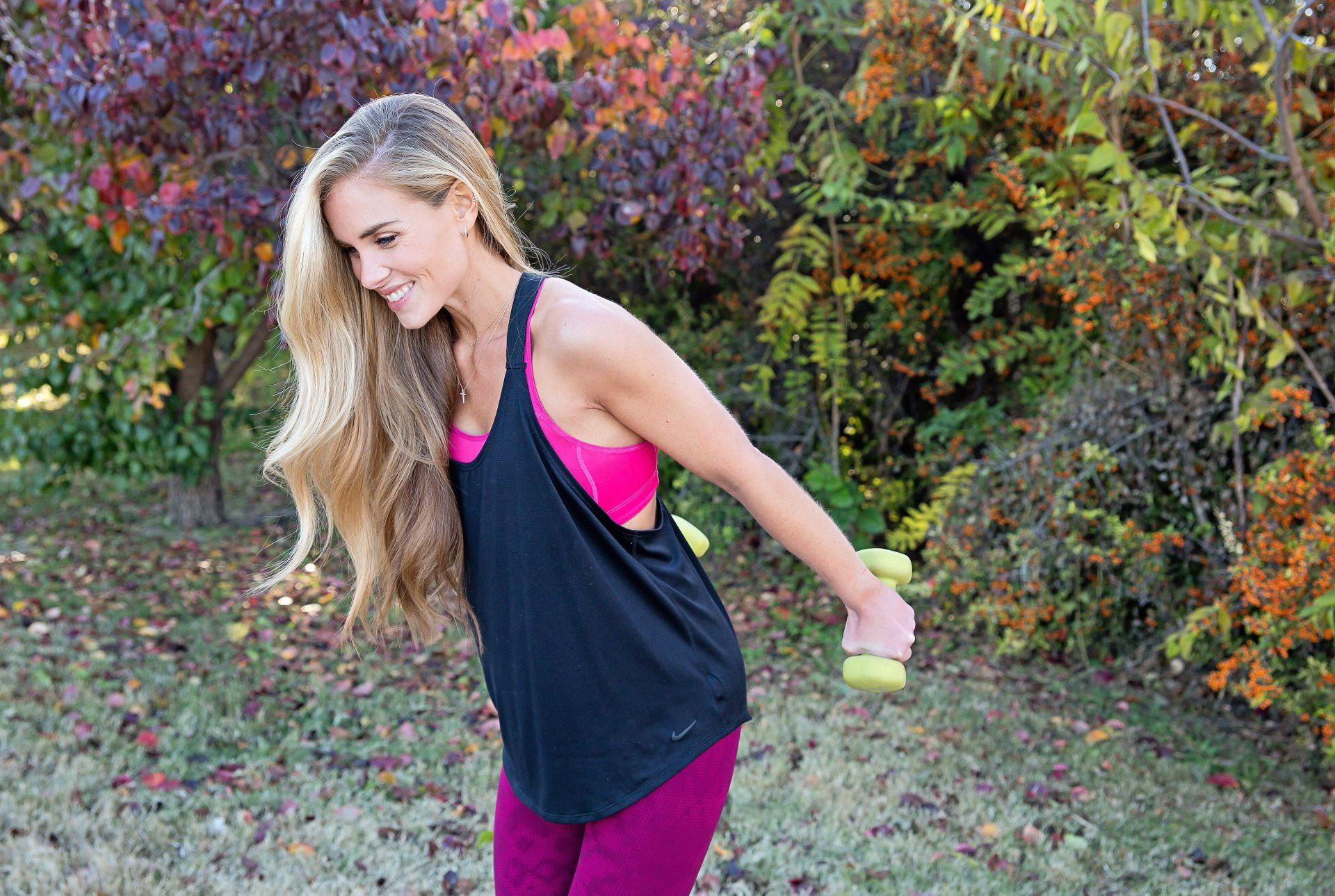 Fit is Chic Arm Workout