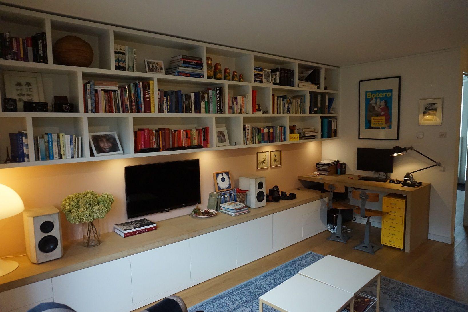 Kast Op Maat 2 Utrecht Inrichting In 2019 Boekenkasten