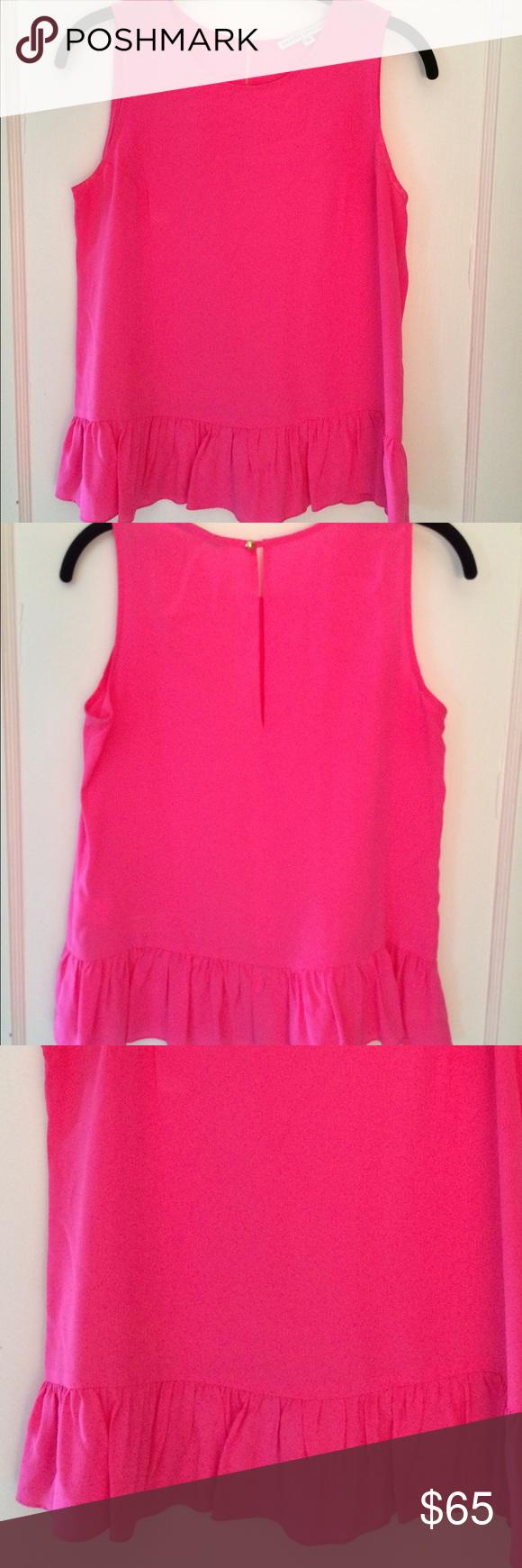 02d575304c95 Amanda Uprichard Top. Amanda UprichardHot PinkBlousesShirt ...