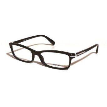 cc23702aa3d2 PRADA Eyeglasses PR 14NV 1AB1O1 Black 54MM Prada.  155.98