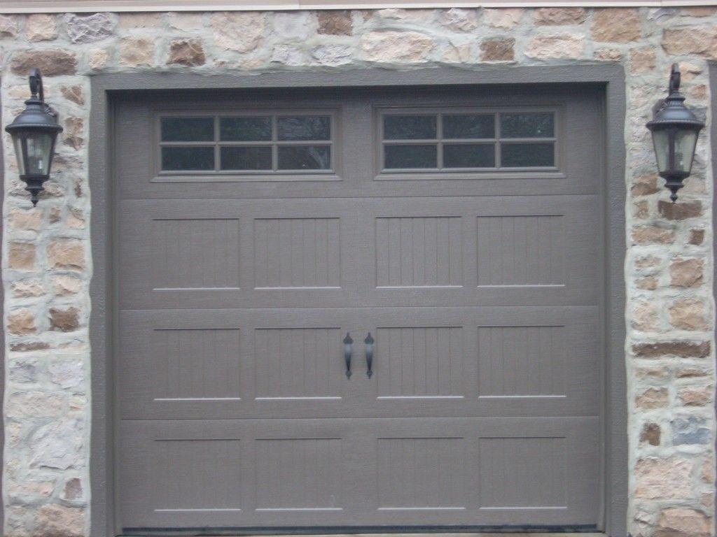 Wayne Dalton Model 9100 Sonoma Glicks Garage Doors Residential Garage Doors Garage