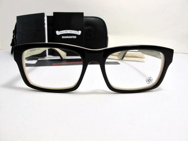 d57cb2b4ca6 Classical Chrome Hearts T Nuc Black Eyeglasses Hot Sale