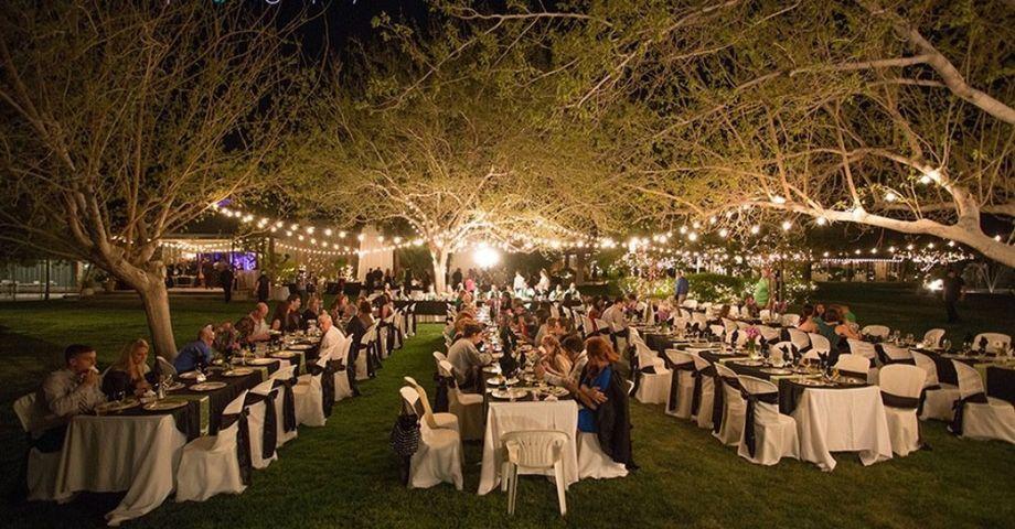 Wedding reception sites las vegas